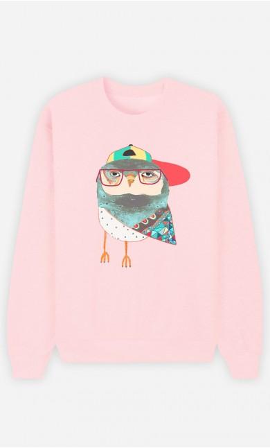Sweat Femme Hip Owl