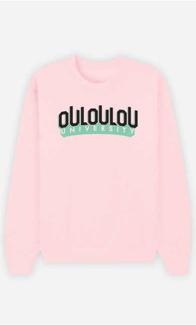 Sweat Femme Ouloulou University