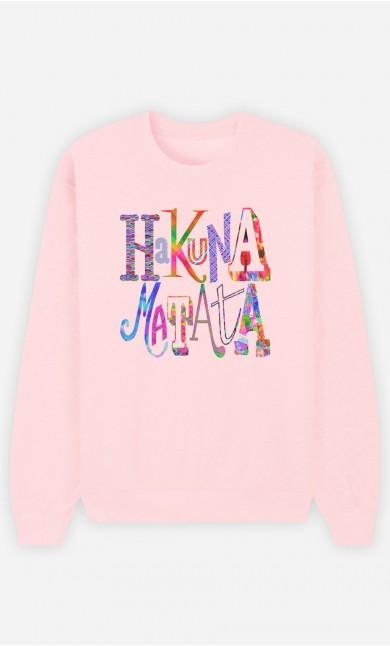 Sweat Rose Hakuna Matata Color