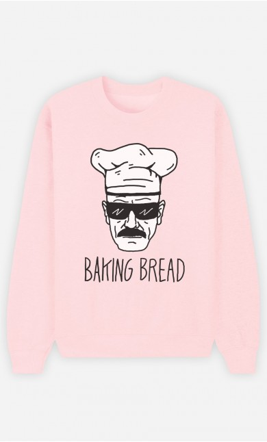 Sweat Femme Baking Bread