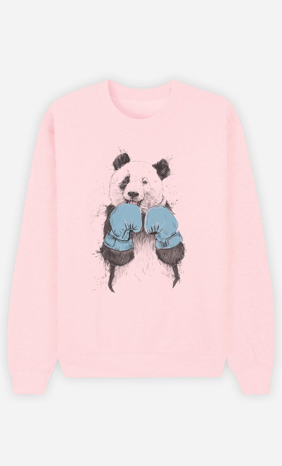Sweat Femme The Winner Panda