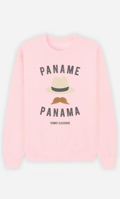 Pink Sweater Paname Panama