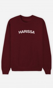 Sweat Bordeaux Harissa