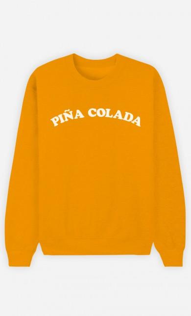 Sweat Jaune Piña Colada