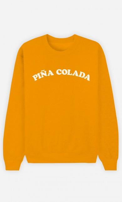 Sweat Jaune Piña Colada