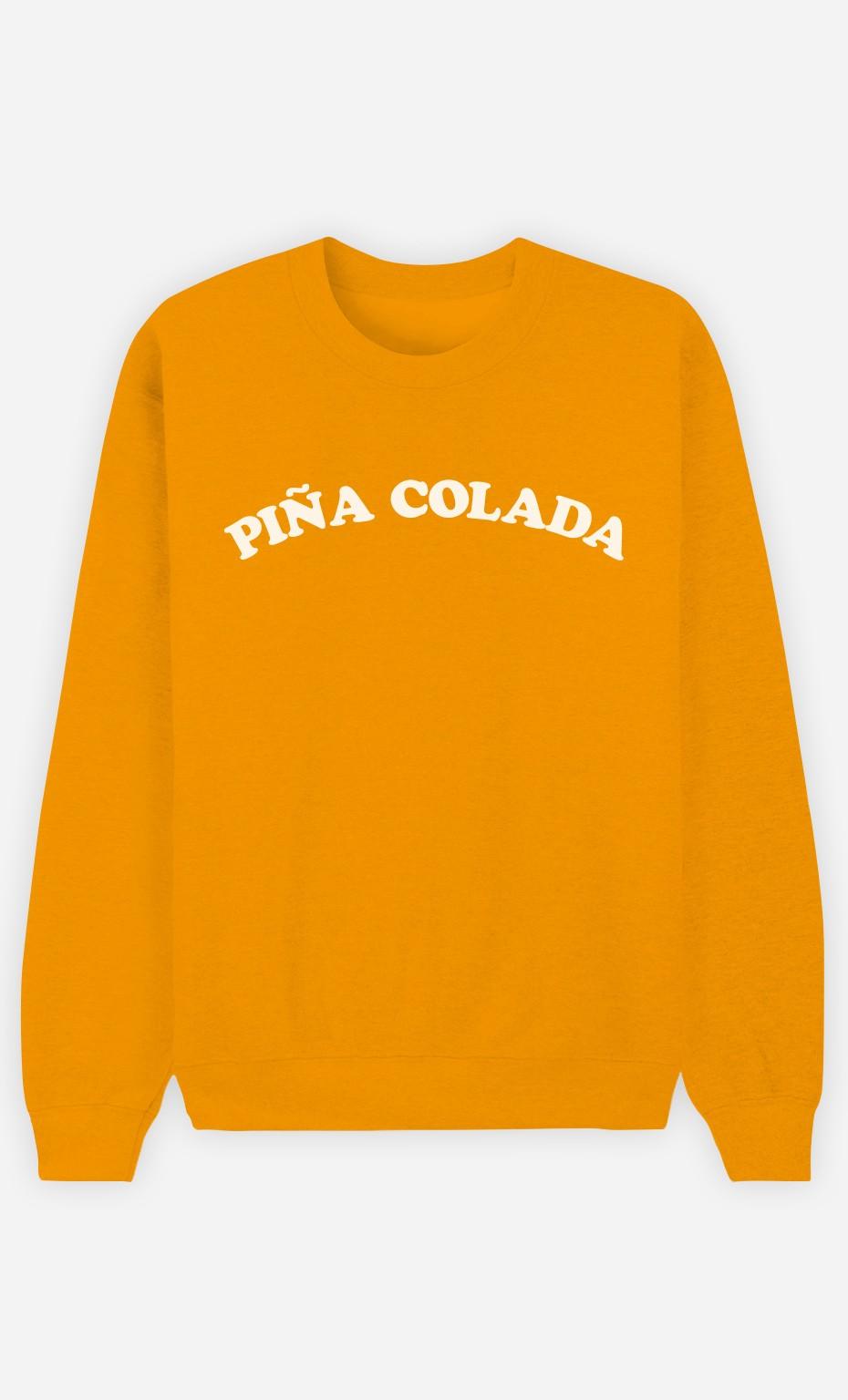 Sweat Moutarde Piña Colada