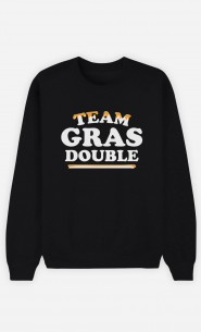 Sweat Femme Team Gras Double