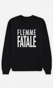 Sweat Femme Flemme Fatale