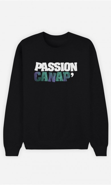 Sweat Homme Passion Canap