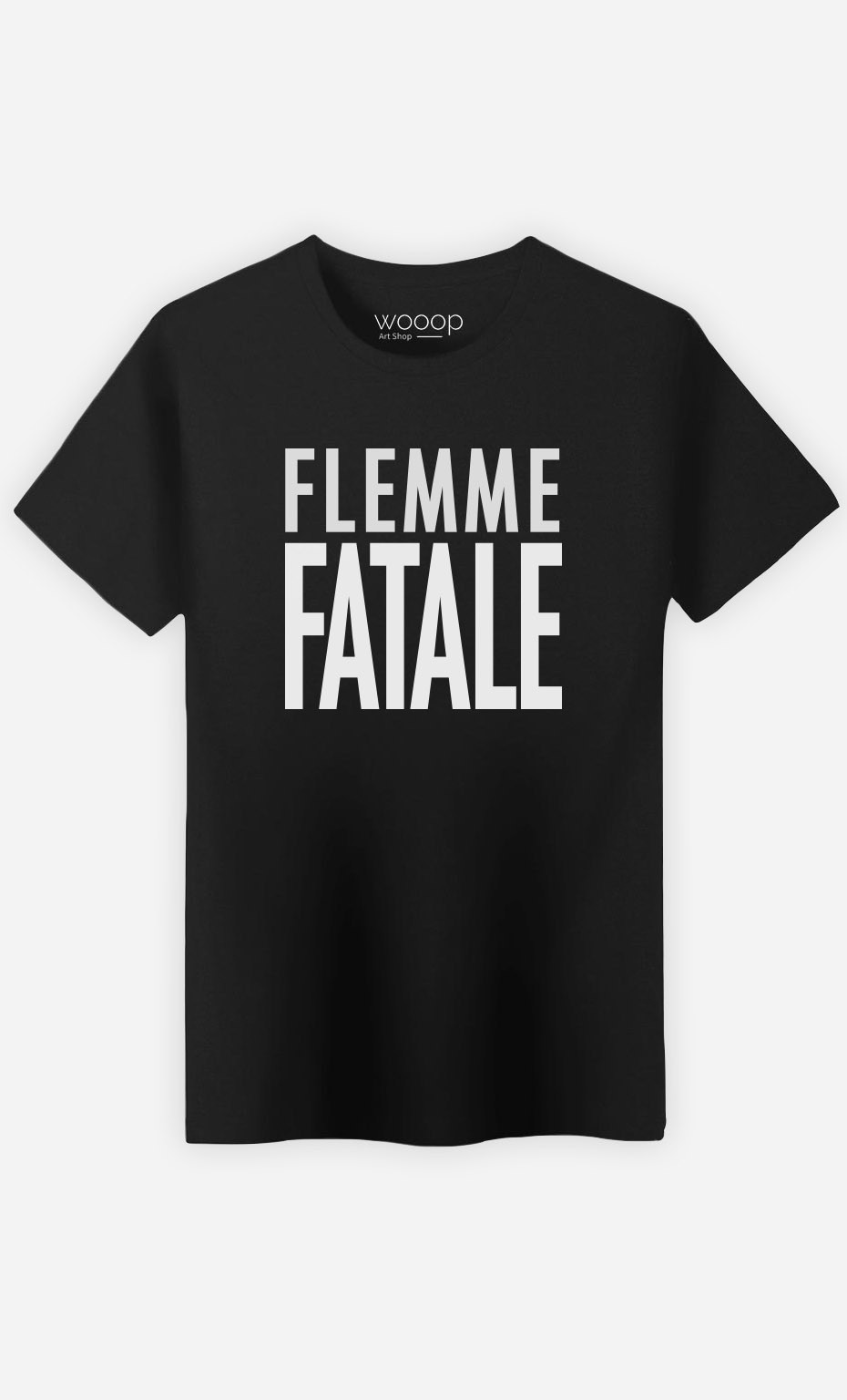 T-Shirt Homme Flemme Fatale