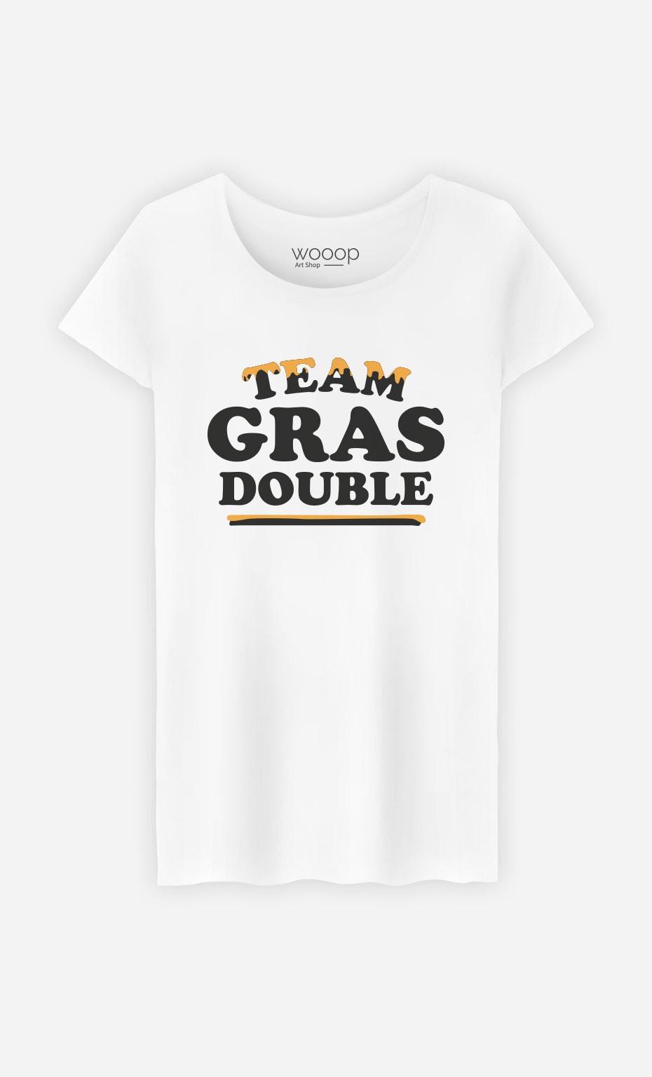 T-Shirt Team Gras Double