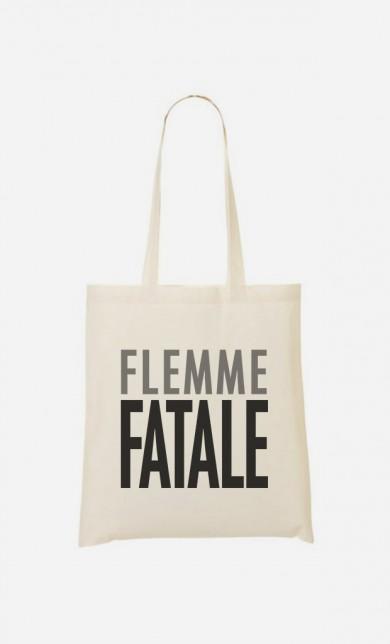 Tote Bag Flemme Fatale