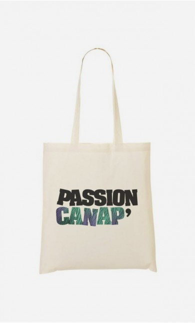 Tote Bag Passion Canap