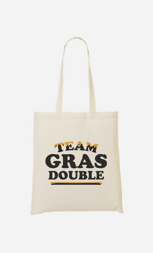 Tote Bag Team Gras Double