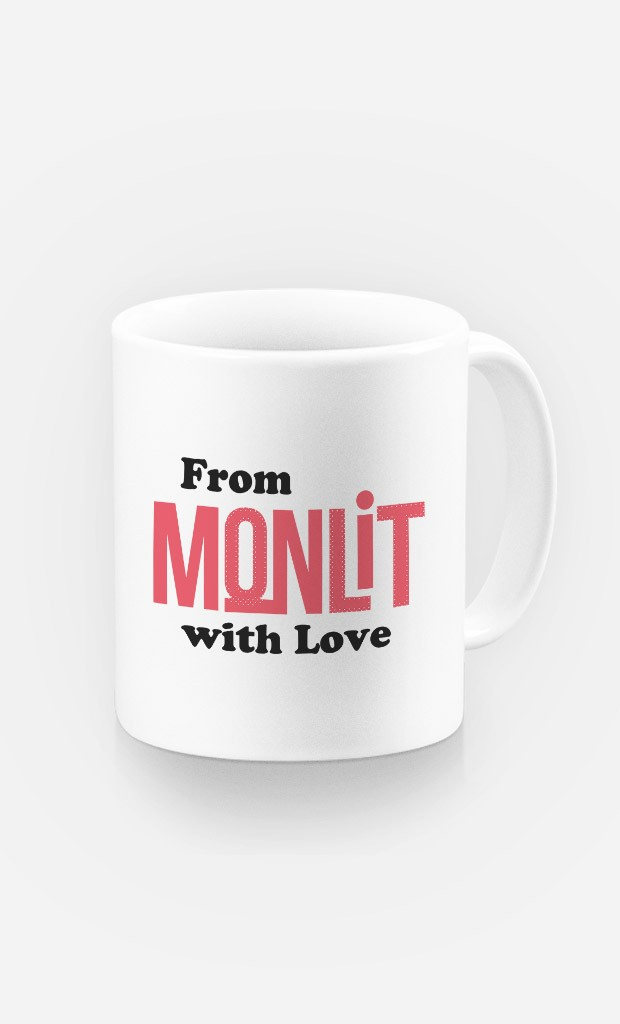 Mug From Mon Lit with Love