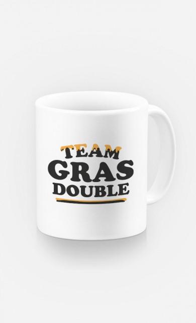 Mug Team Gras Double
