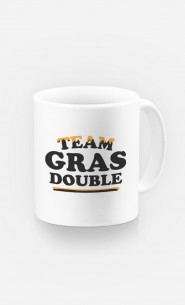 Mug Team Gras Double