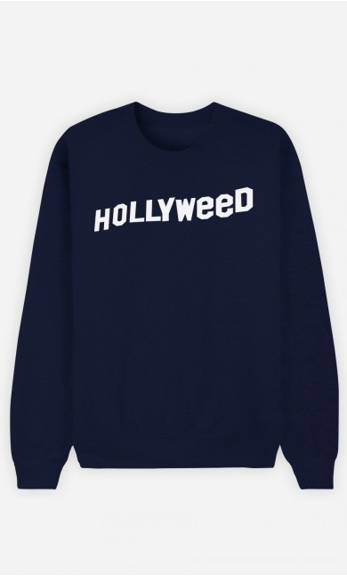 Sweat Homme Hollyweed
