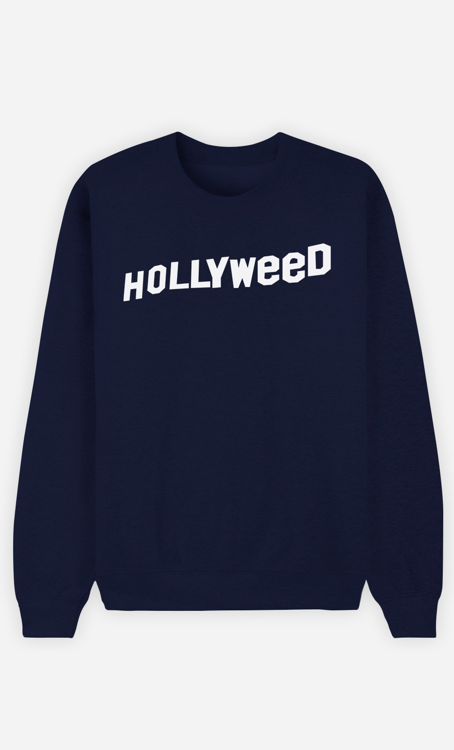 Sweat Bleu Hollyweed