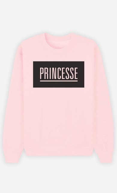 Pink Sweater Princesse