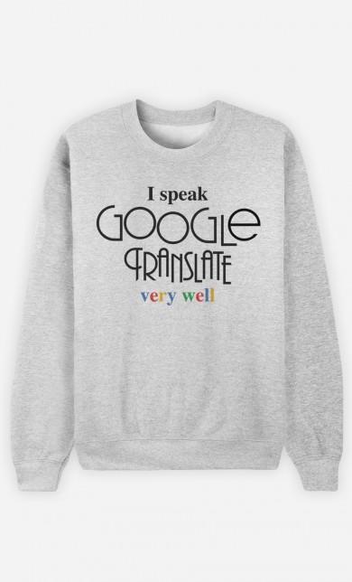 Sweat I Speak Google Translate