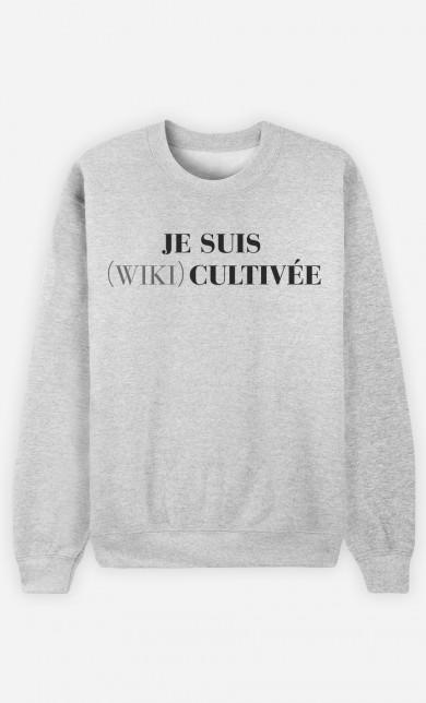 Sweat Je Suis Wiki Cultivée