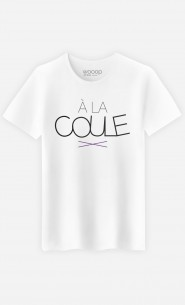 T-Shirt À la Coule