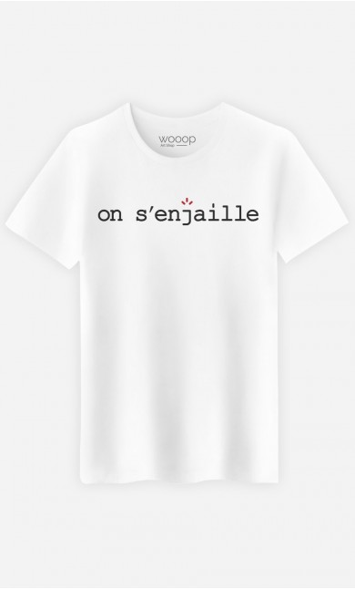 T-Shirt On s'enjaille