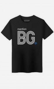 T-Shirt Homme Mention Beau Gosse