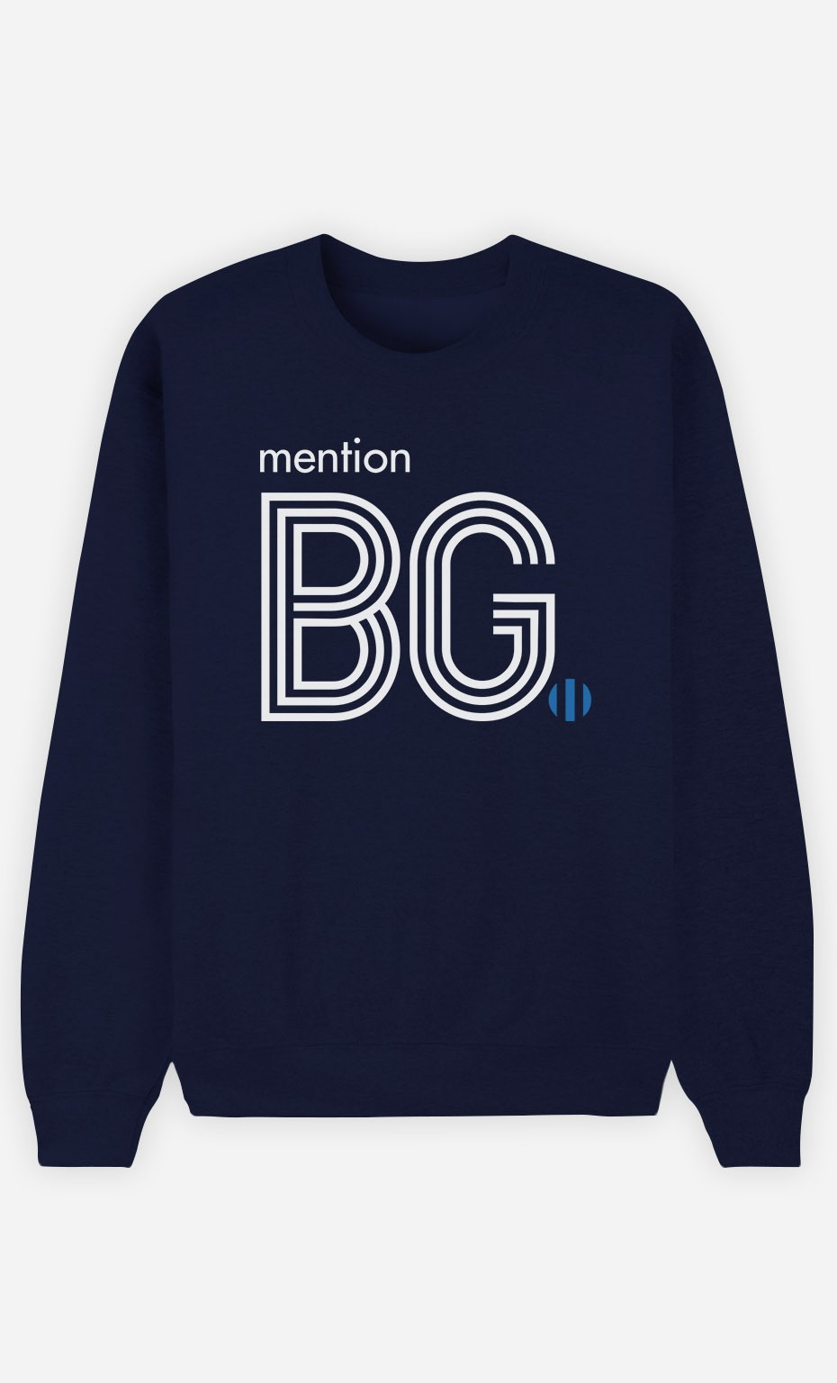Sweat Homme Mention Beau Gosse
