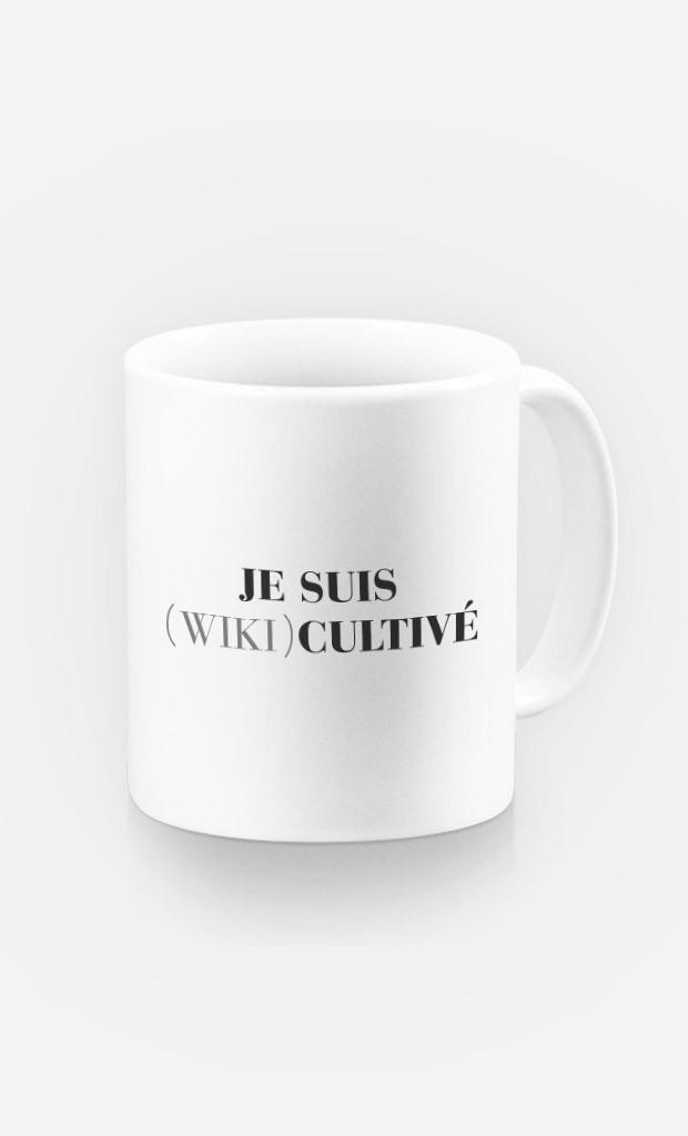 Mug Je Suis Wiki Cultivé