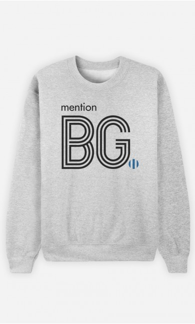 Sweat Mention Beau Gosse