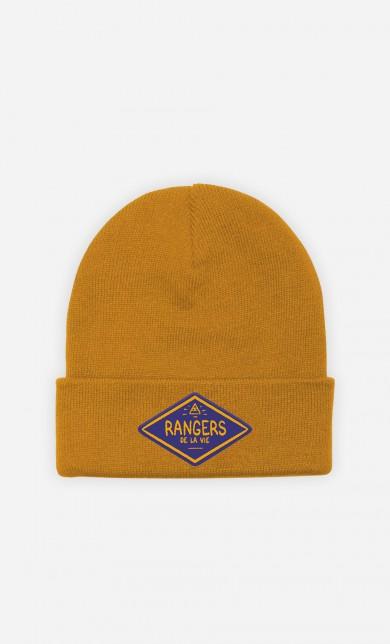 Bonnet Rangers de la Vie - brodé