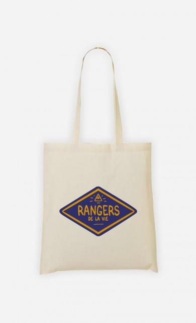 Tote Bag Rangers de la Vie
