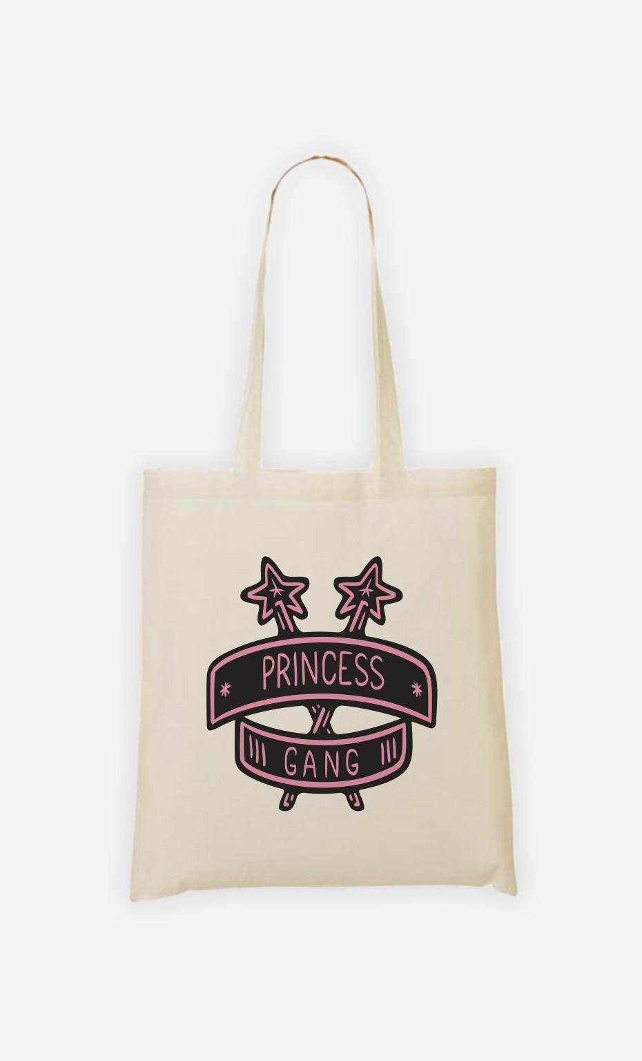 Tote Bag Princess Gang
