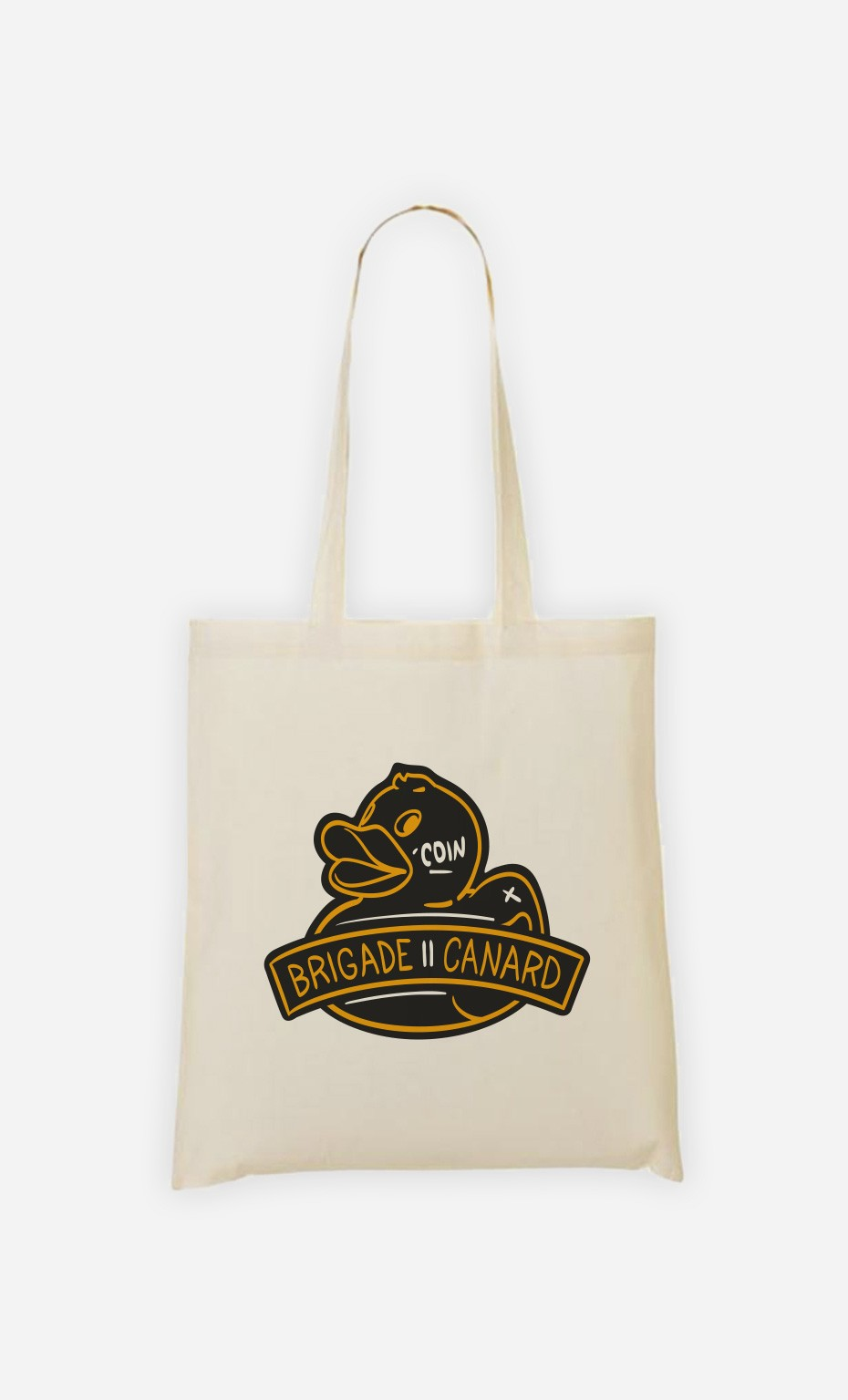 Tote Bag Brigade Canard