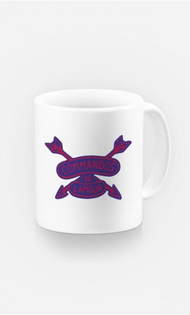 Mug Commandos de l'Amour