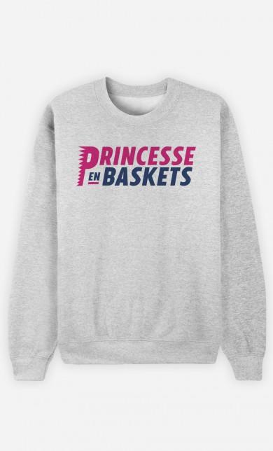 Sweat Princesse en Baskets