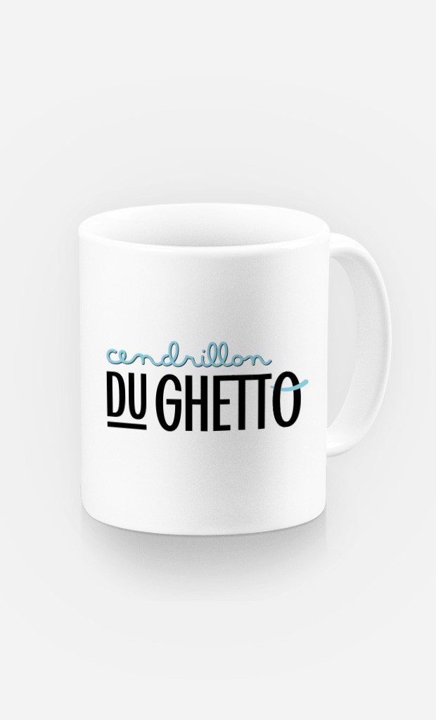 Mug Cendrillon du Ghetto