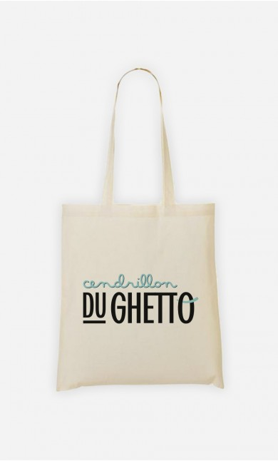 Tote Bag Cendrillon du Ghetto