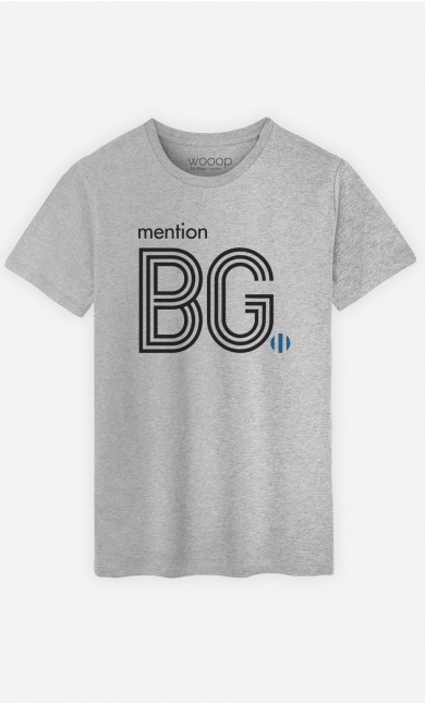 T-Shirt Homme Mention Beau Gosse