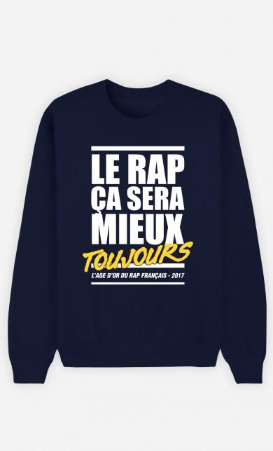 Sweat Bleu Le Rap ça Sera Mieux - Or