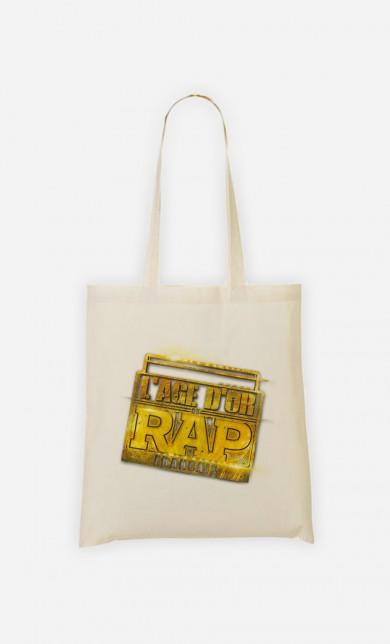 Tote Bag L'Âge d'Or du Rap Français