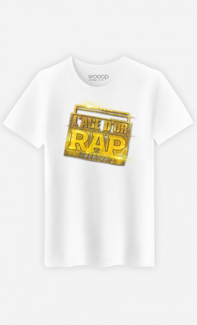 T-Shirt L'Âge d'Or du Rap Français