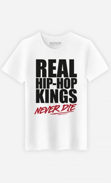 T-Shirt Real Hip Hop Kings