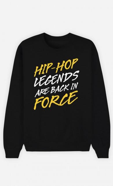 Sweat Noir Hip Hop Legends are Back