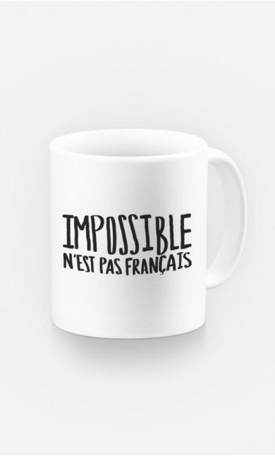 Mug Impossible N'est Pas Français