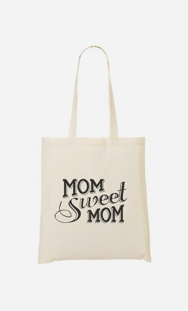 Tote Bag Mom Sweet Mom