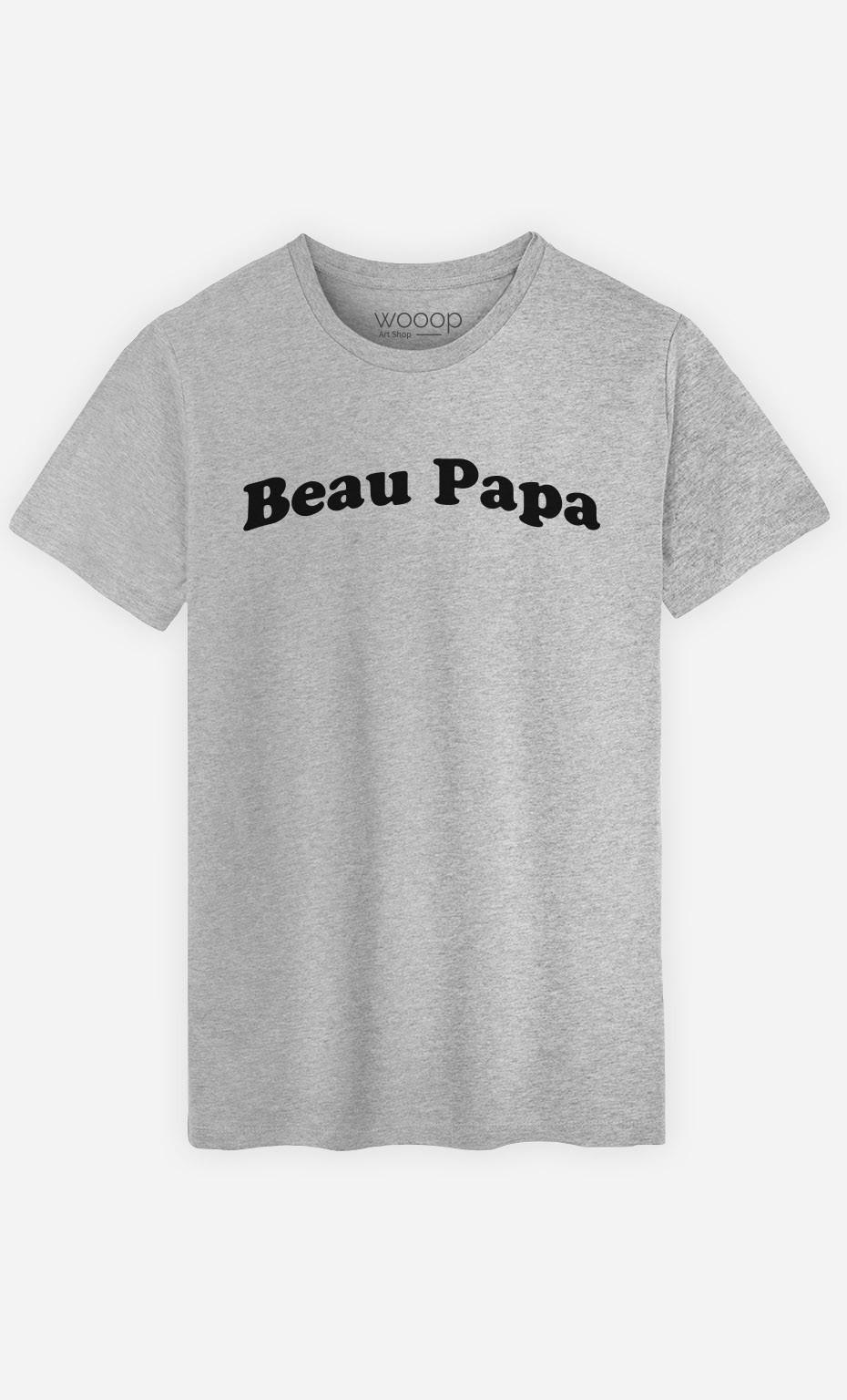 T-Shirt Beau Papa
