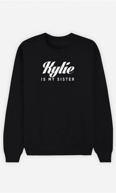 Sweat Noir Kylie is my sister